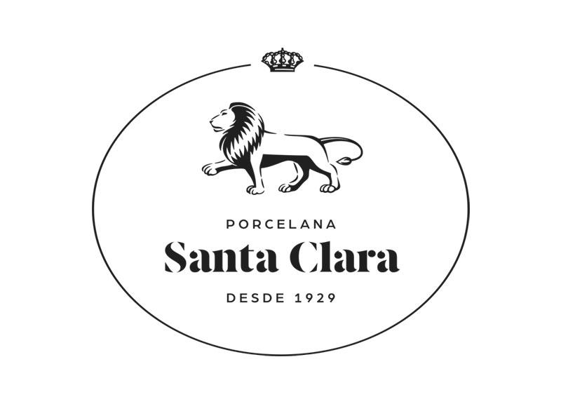 vajillas Santa Clara